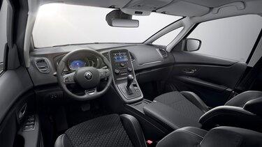 Renault SCENIC Black Edition  intérieur