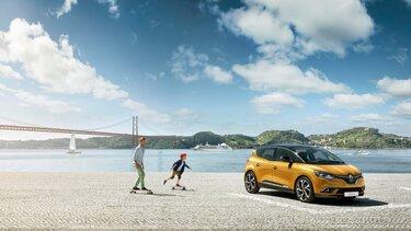 Renault Scenic - vacances