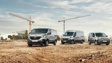 Renault gamme utilitaires