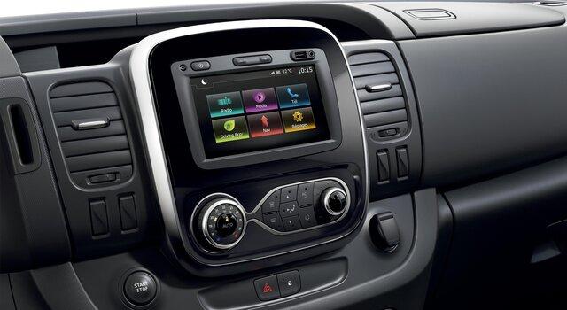 Renault TRAFIC - Media Nav