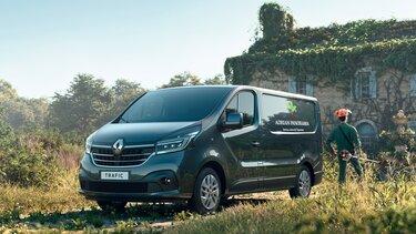 Renault Trafic extérieur