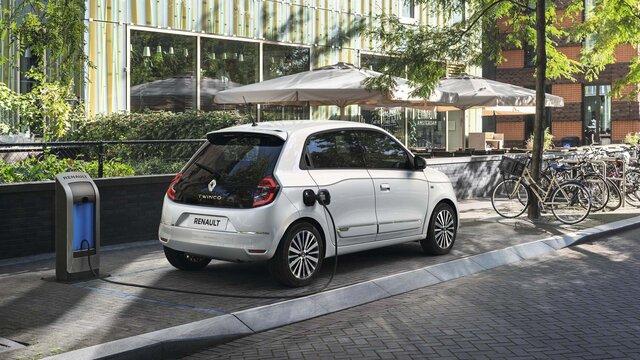 TWINGO petite voiture citadine électrique