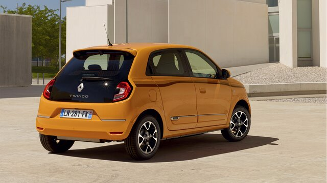 Renault TWINGO agilité