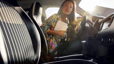 Renault TWINGO boîte à gants
