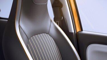 Renault TWINGO coffre