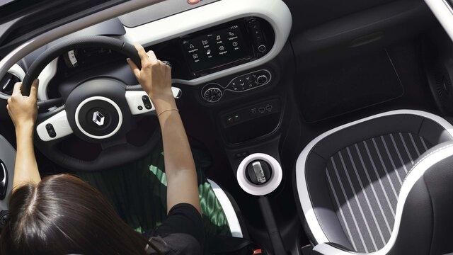 Renault TWINGO intérieur