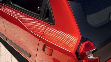 Renault TWINGO personnalisation