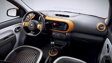 Renault TWINGO intérieur personnalisable