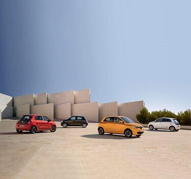 Renault TWINGO extérieur