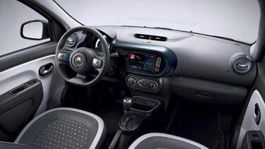 Renault TWINGO Signature intérieur, planche de bord
