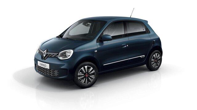 Renault TWINGO le coq sportif 3D coté droit