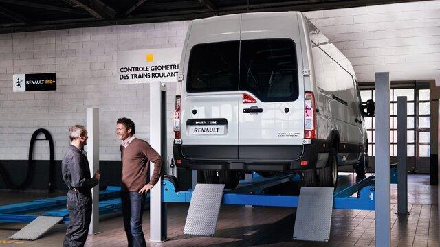 Renault ZOE - Application MY Renault