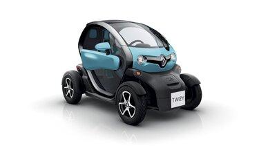 Renault TWIZY côté droit
