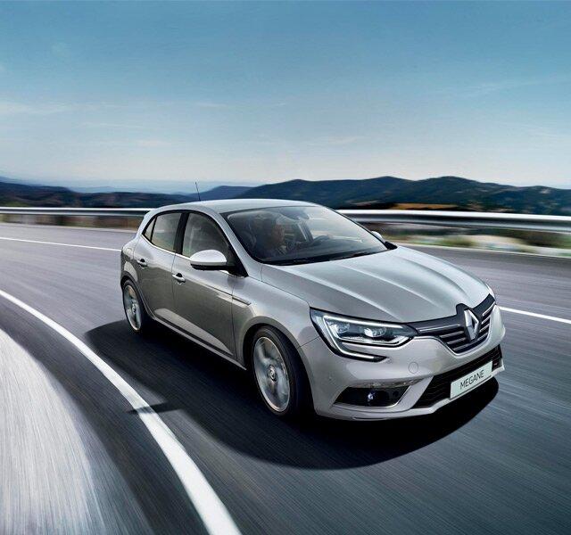 Renault Megane Société