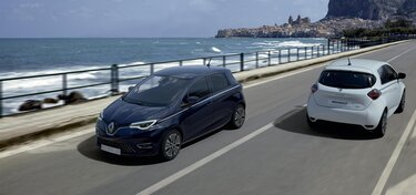 Renault Nouvelle ZOE Grand Large