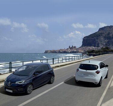 Renault Nouvelle ZOE Grand Large