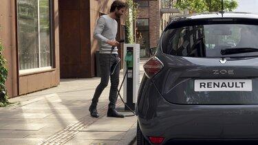 Renault ZOE citadine électrique