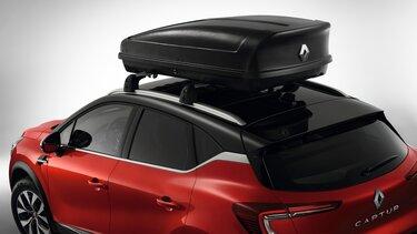 Renault CAPTUR - Porte-vélos et coffre de toit