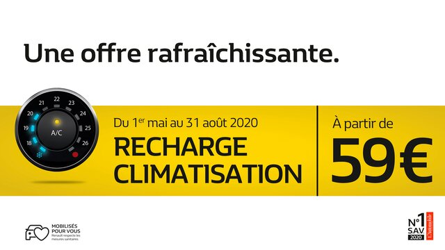 Offre climatisation