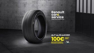 Offre pneus Michelin
