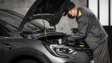 Offre Renault service - Révision éco