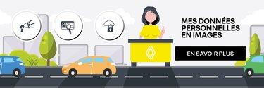 Renault - Données personnelles