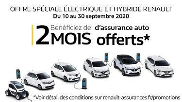 Actualité Renault, gamme de voitures