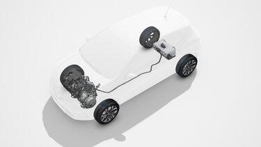 vehicule hybride