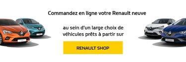 Réservez en ligne votre véhicule neuf