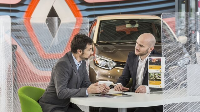 Acheter une voiture neuve Renault