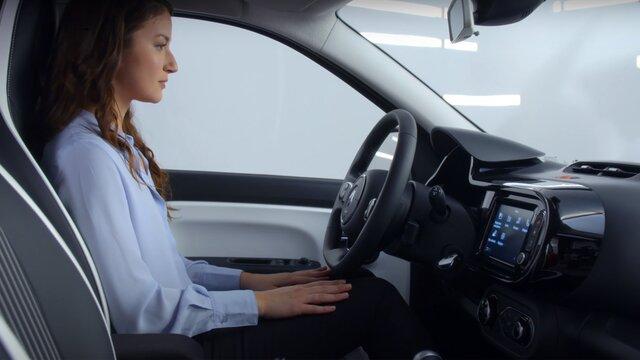 Dacia tutoriels videos, explication réglage du volant