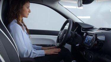 Renault tutoriels videos, explication réglage du volant TWINGO