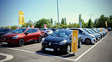 Parc Occasion Renault