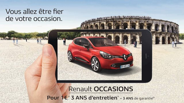 Renault OCCASIONS - Offre 3+3