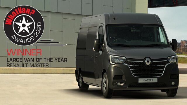 Renault MASTER What Van? 2020