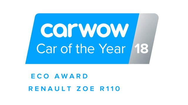 Carwow eco car of the year 2018
