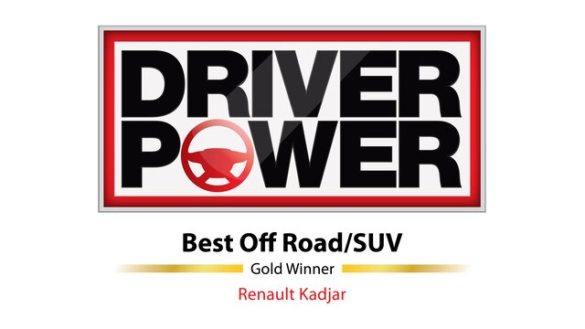 Best Off-Road SUV - Gold Award