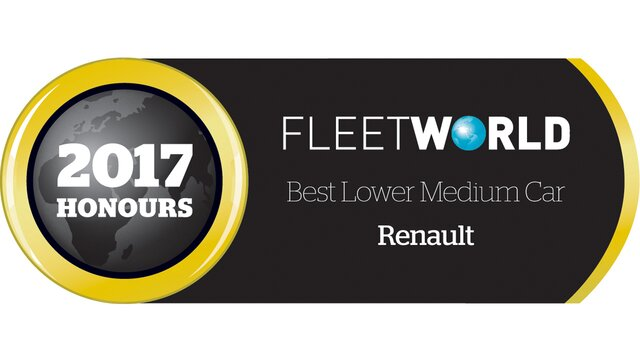 Best Lower Medium Car Fleet World 2017 Honours