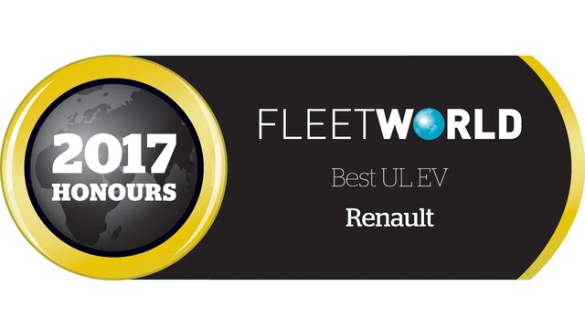 Best ULEV Fleet World 2017 Honours