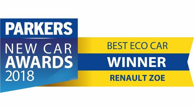Parkers Best eco car 2018