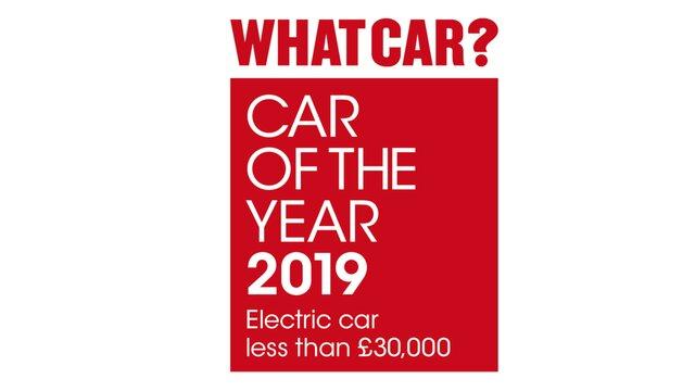 What car? 2019.
