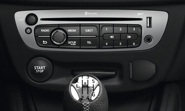 screen - Renault Easy Connect