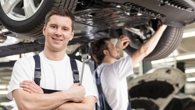 Renault Contract Hire Maintenance