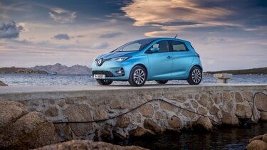 Renault ZOE best small electric car