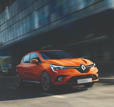 Clio and Captur Test Drive Voucher