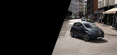 Renault Zoe E-Tech electric city car