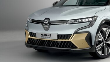 Renault Megane E-Tech Electric unveiled at the IAA Munich Mobility Show 2021