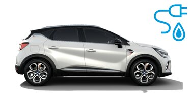 All-New CAPTUR E-TECH Plug-in Hybrid
