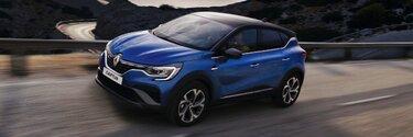 Renault Captur Test Drive