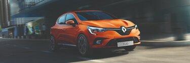 Renault Clio Test Drive